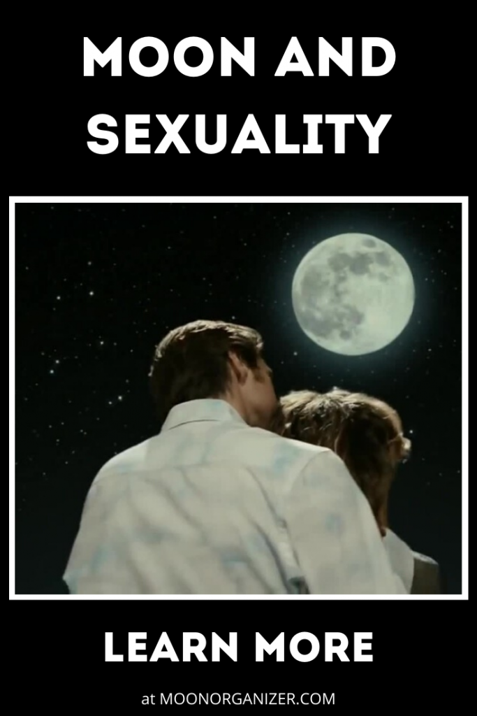 MOON AND SEXUALITY