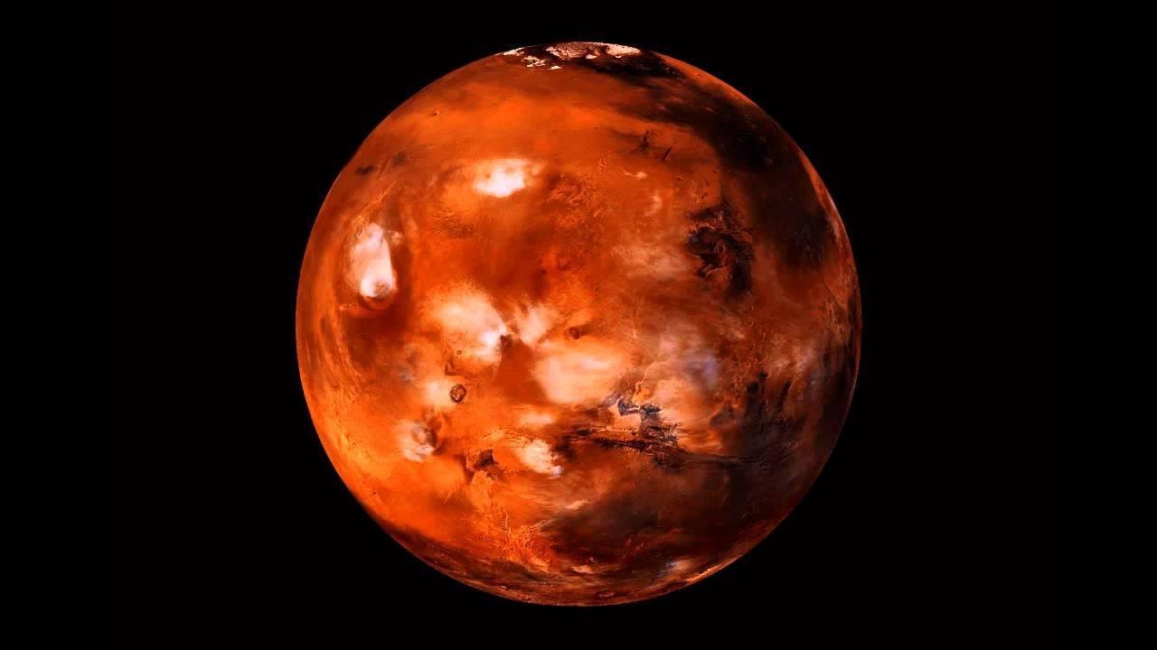 Mars Tuesday