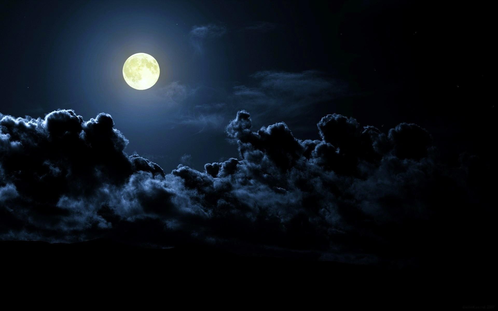 луна понедельник