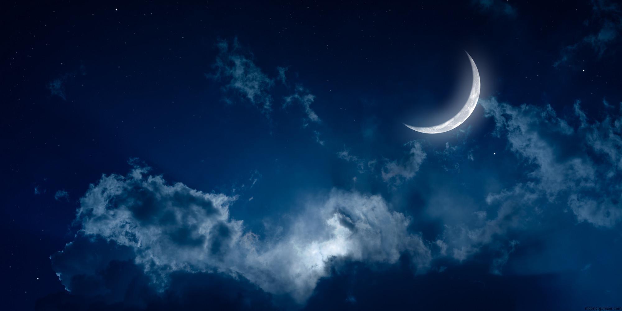 1 четверть лунного цикла