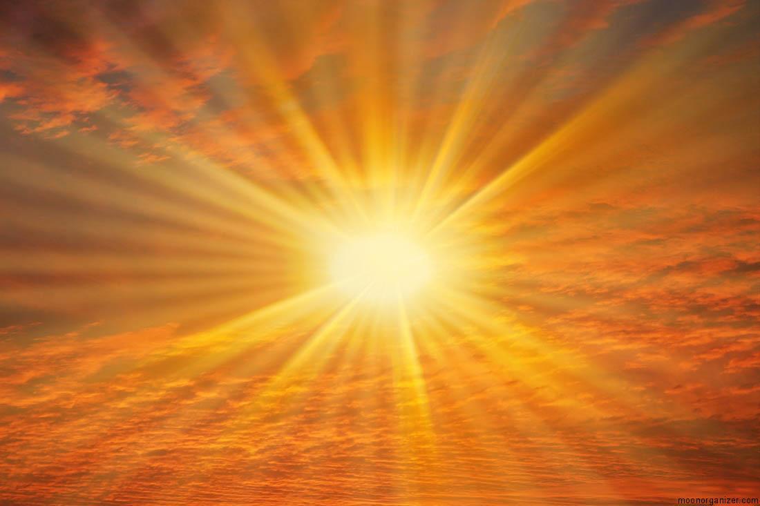 Солнце воскресенье