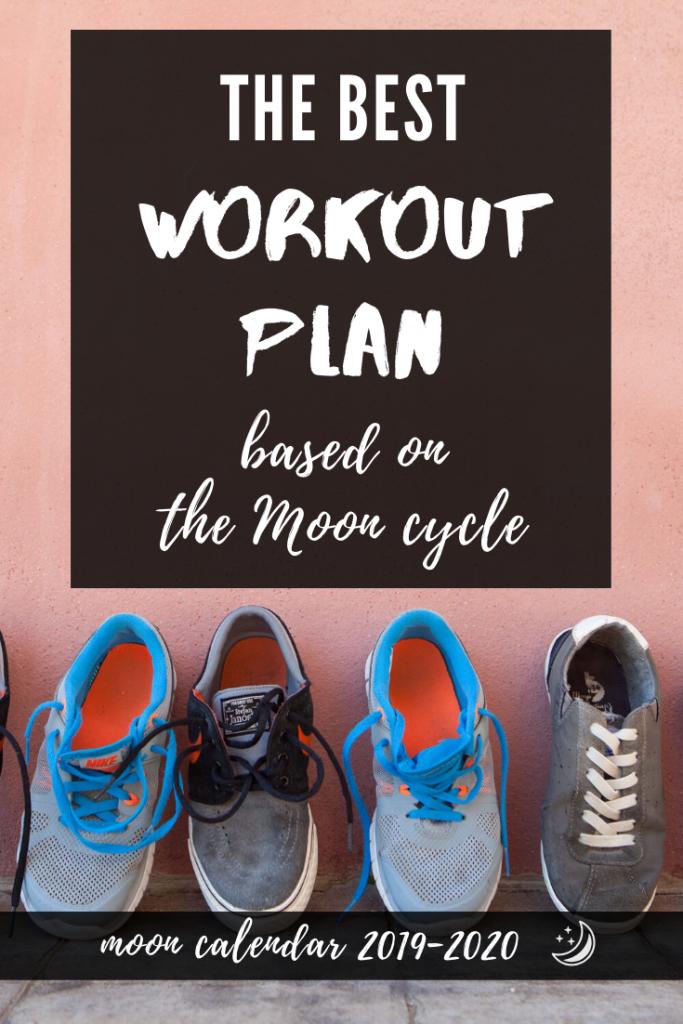fitness by lunar calendar