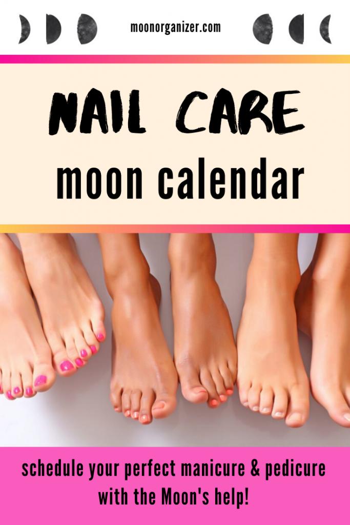 nail care lunar calendar
