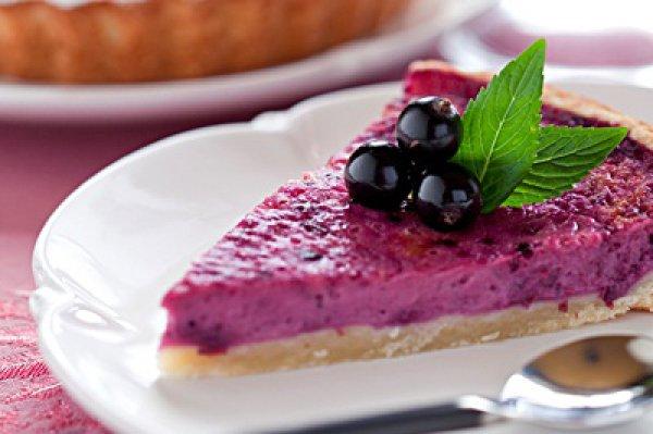 смородиновый тарт
