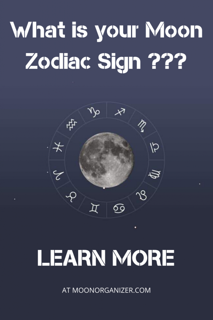 Moon Zodiac Sign