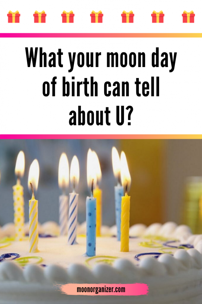 lunar birthday waning moon
