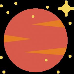 Venus in February 2018