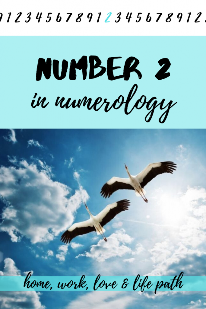 number 2 in numerology