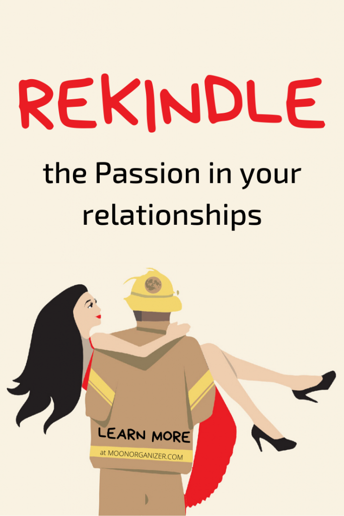REKINDLE the passion
