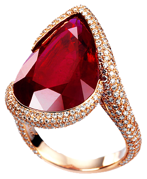 ruby healing properties
