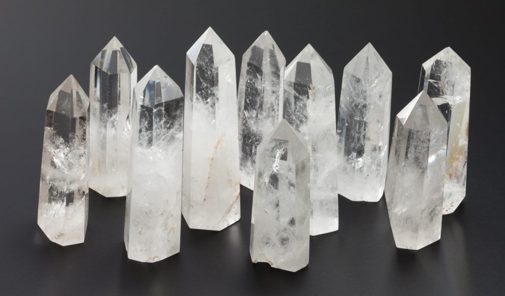 Rock crystal magical properties