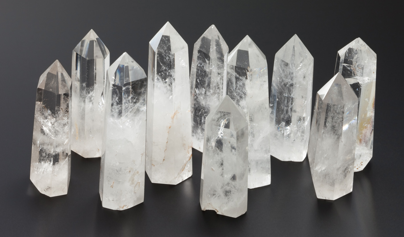Rock crystal magical properties
