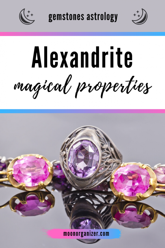 alexandrite magical properties