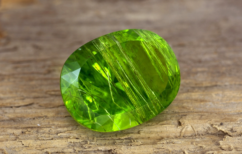 chrysolite magical properties
