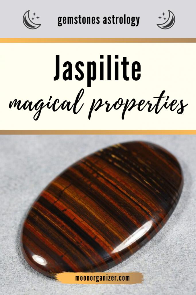 jaspilite magical properties