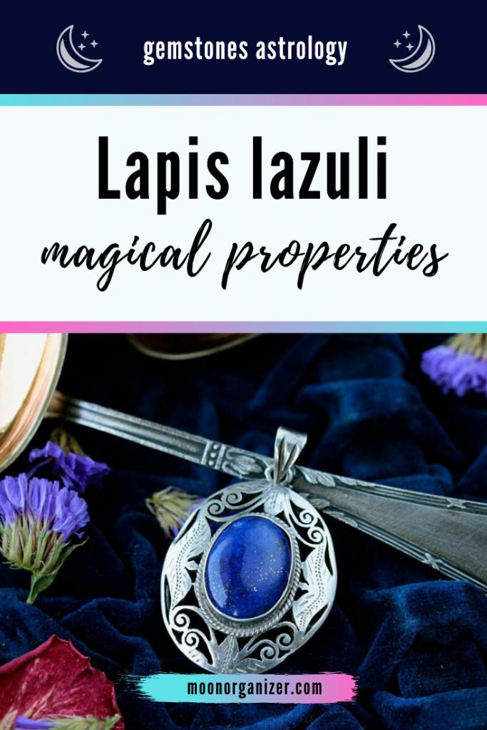 lapis lazuli magical properties