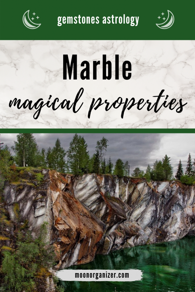 marble magical properties