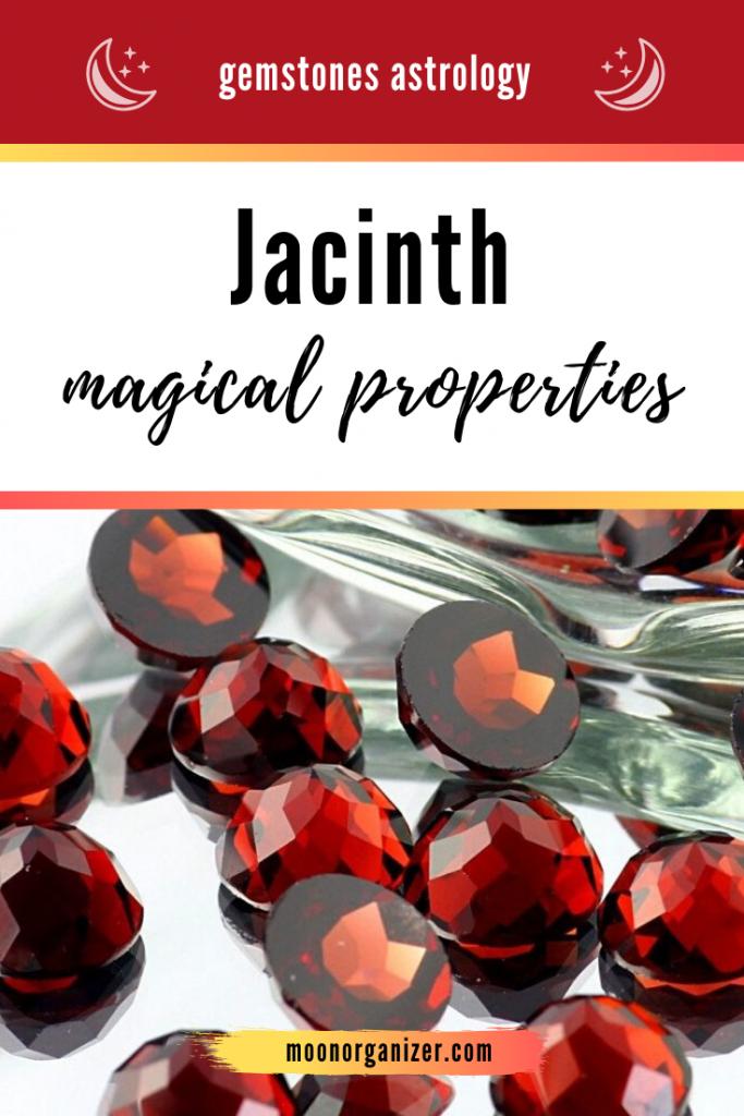 jacinth magical properties