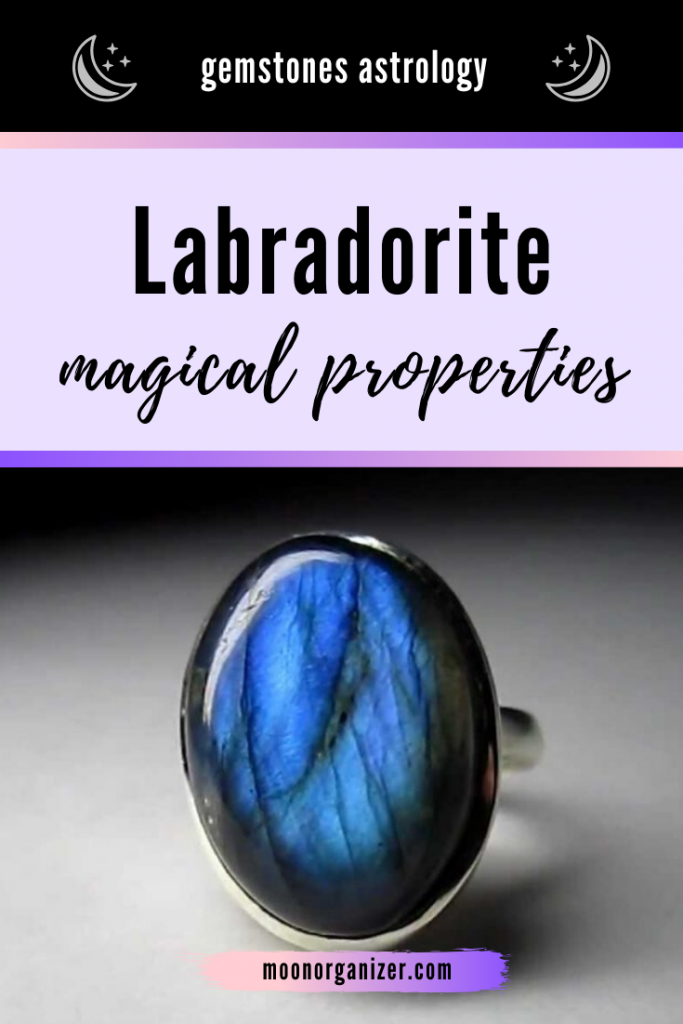 labradorite magical properties