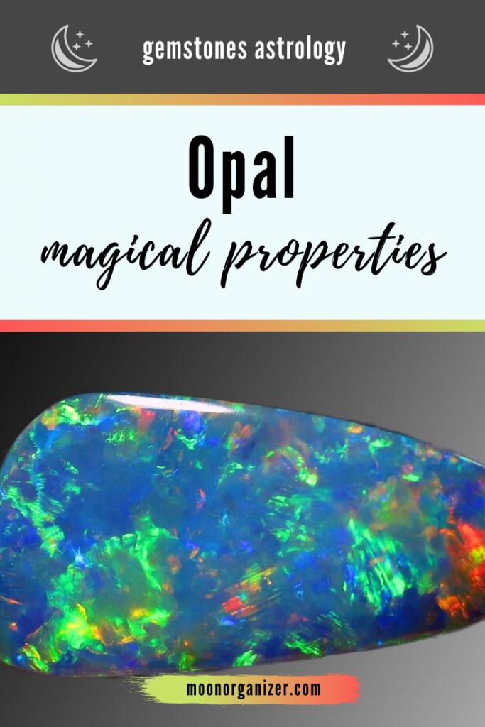 opal magical properties
