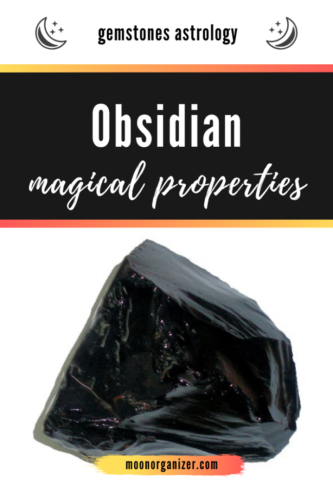 obsidian magical properties