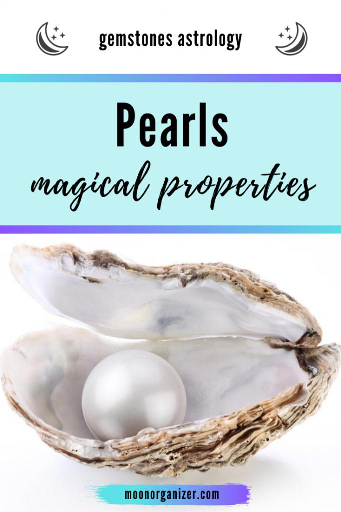 pearls magical properties