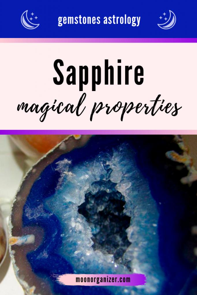 sapphire magical properties