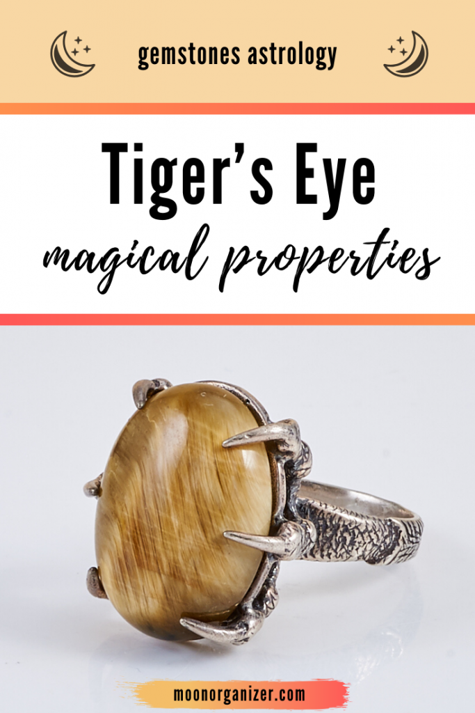 tigers eye magical properties