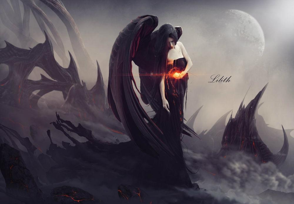 Черная Луна в Раке