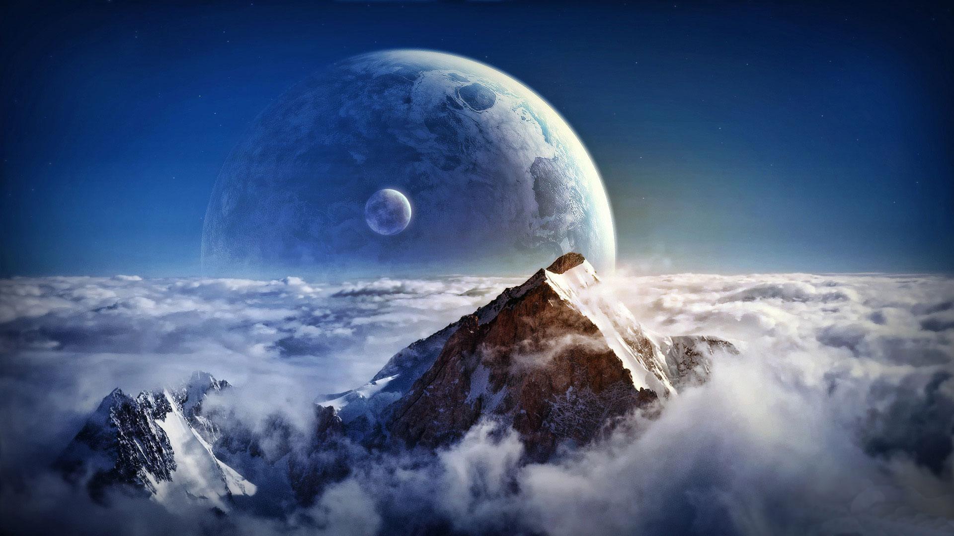 белая луна3
