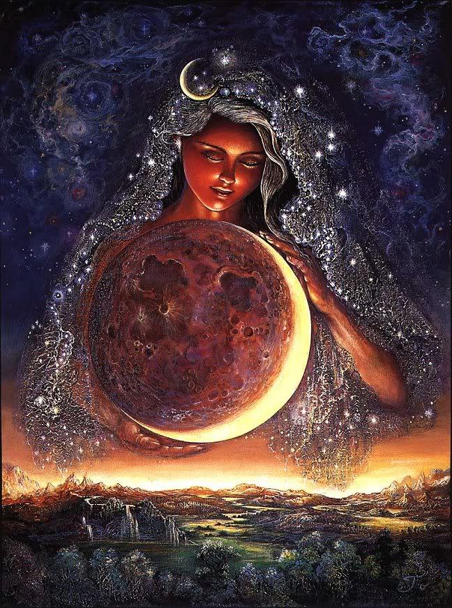 Черная Луна в Деве