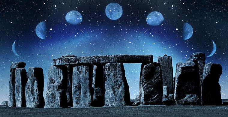 Buddhist full moon calendar
