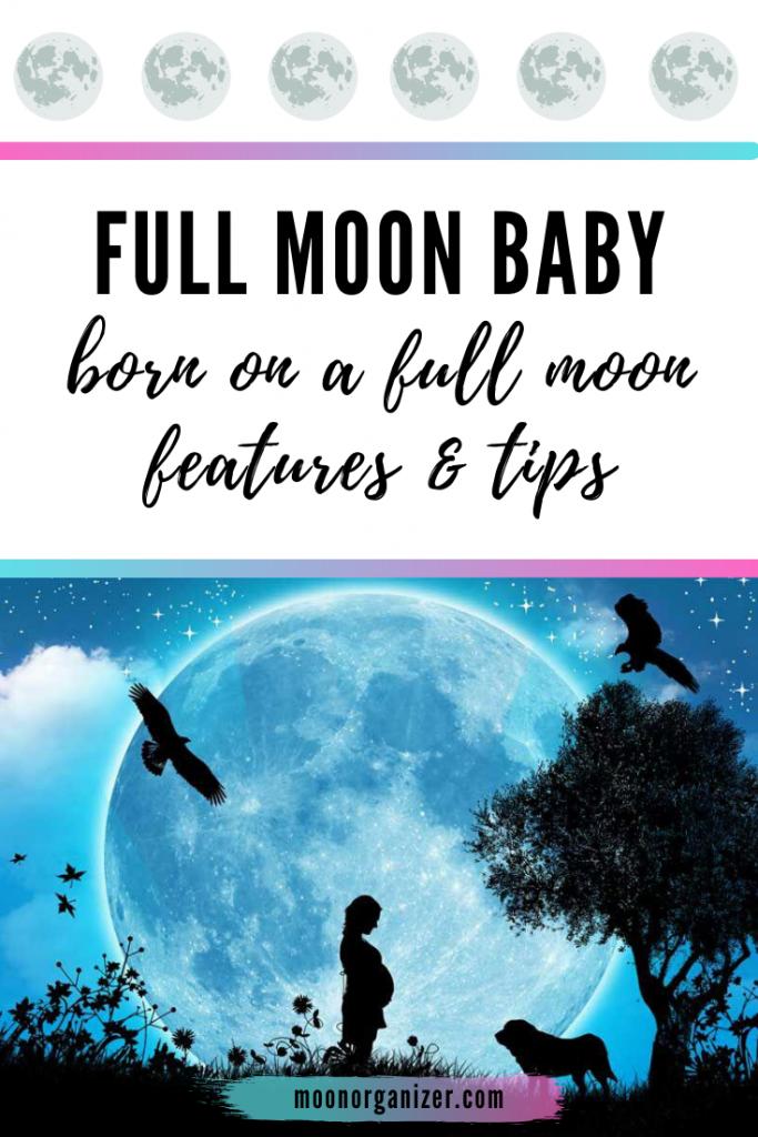 full moon baby