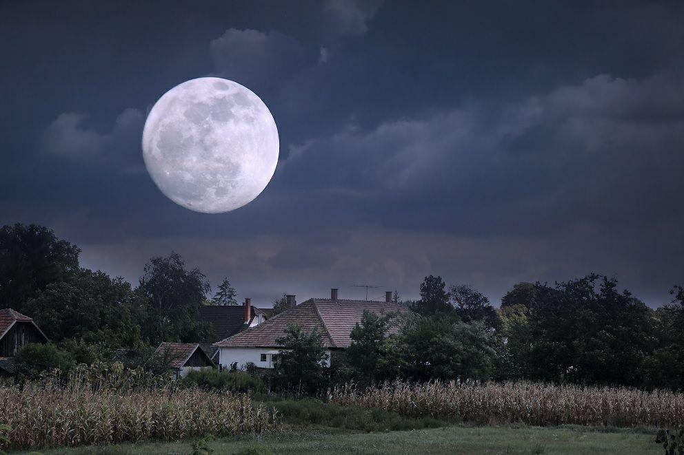 full moon images