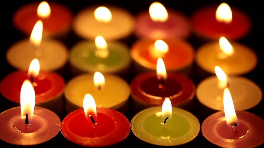 значение цветов свечей в магии