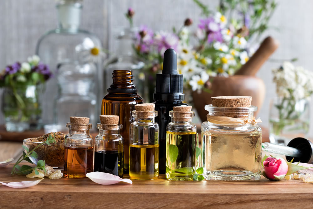 essential oils for new moon