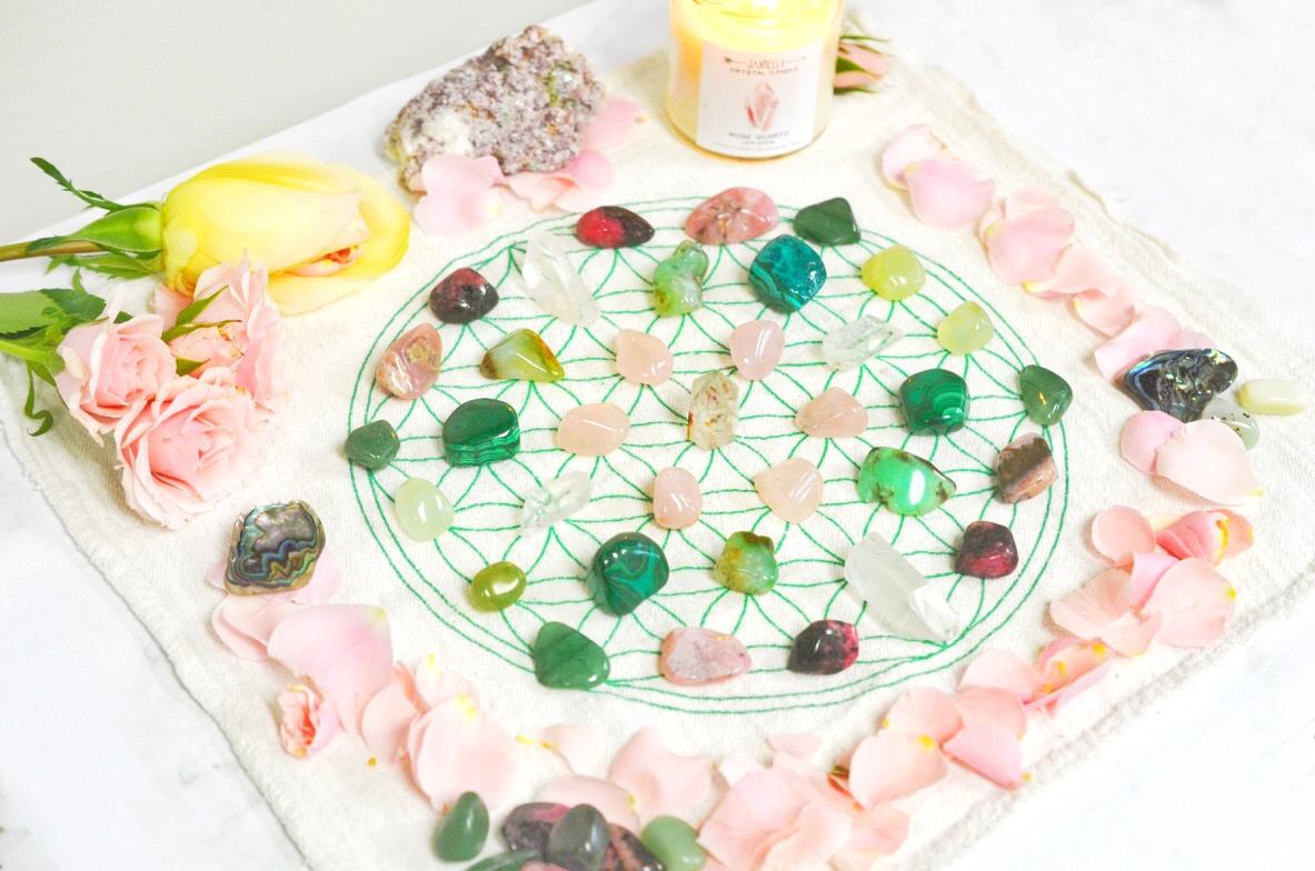 магические свойства камней в новолуние