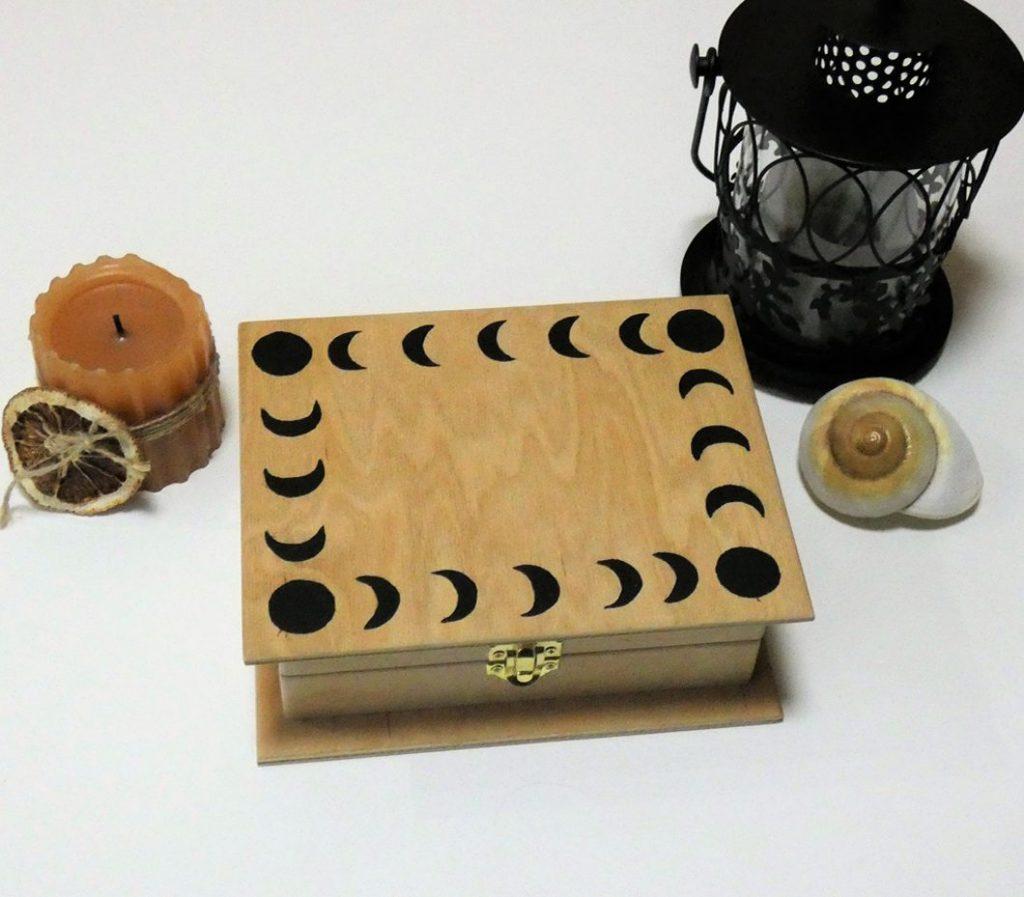 new moon kit for abundance