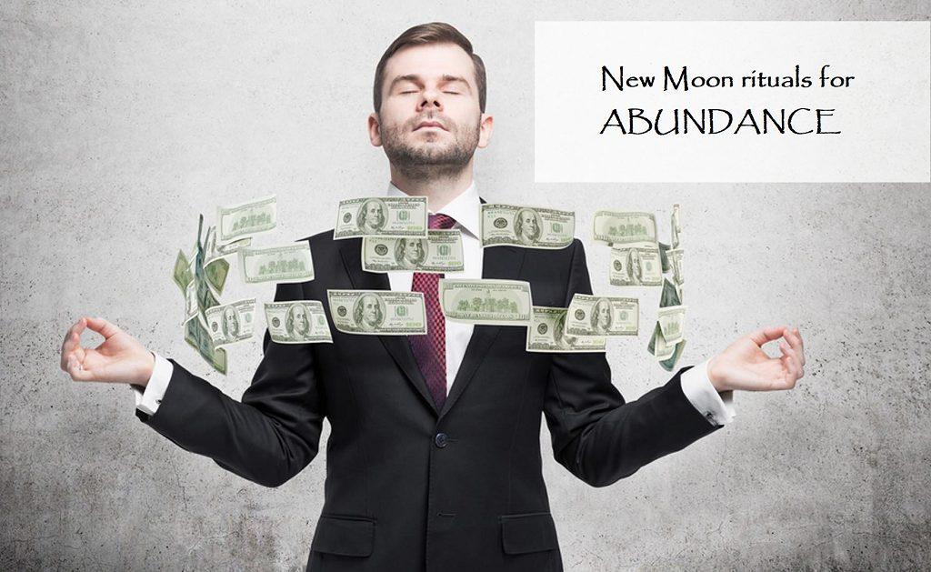 new moon rituals for abundance
