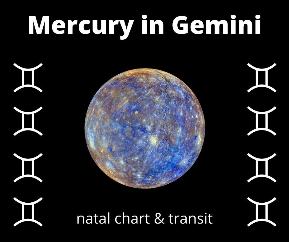 Mercury in Gemini transit