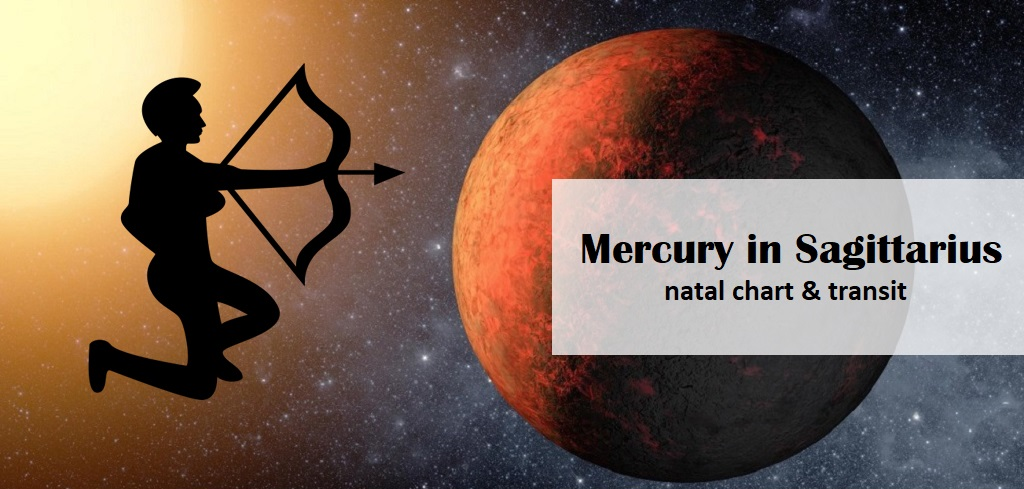 Mercury in Sagittarius