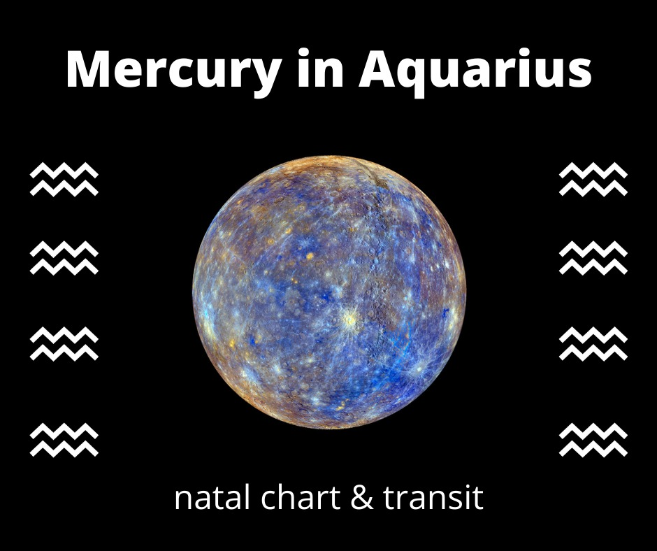 mercury in aquarius transit