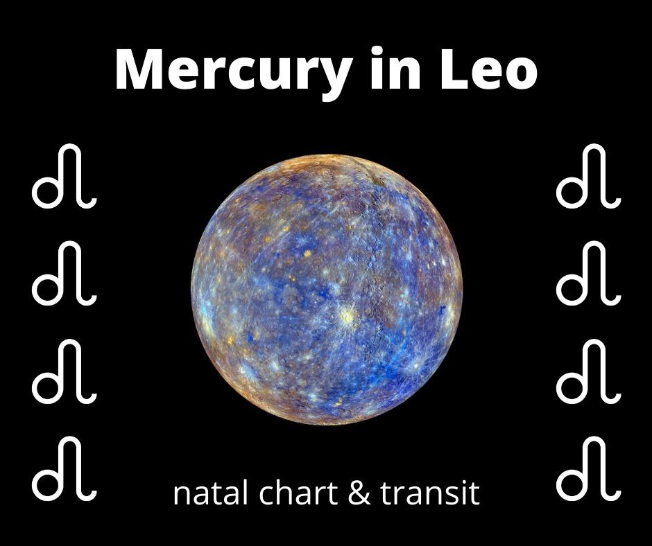 mercury in leo transit