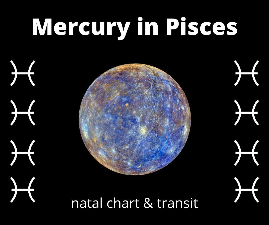 mercury in pisces transit