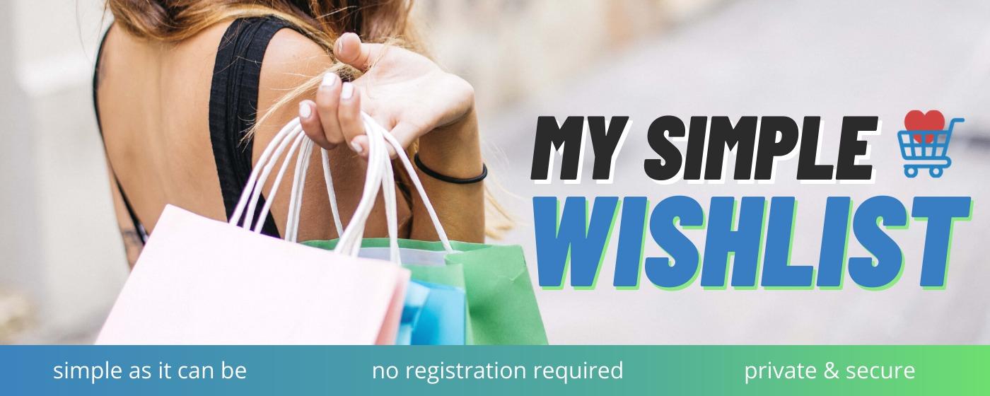 Wish List Extension