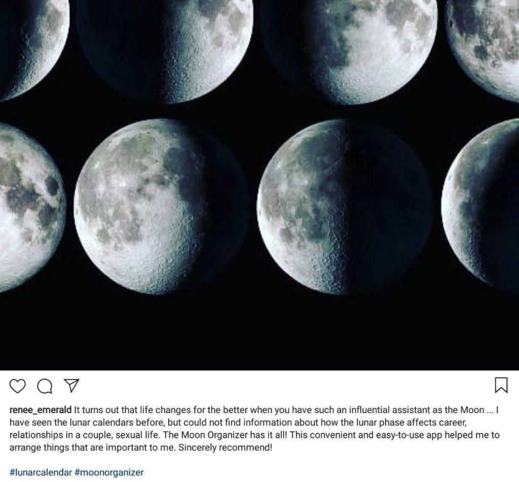 best moon calendar app