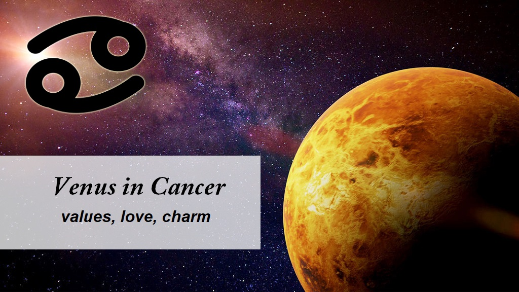 venus in cancer