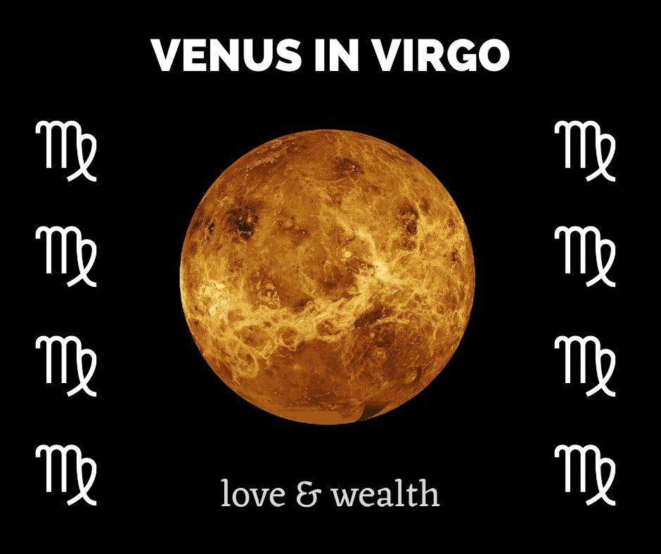 Virgo effect on Venus