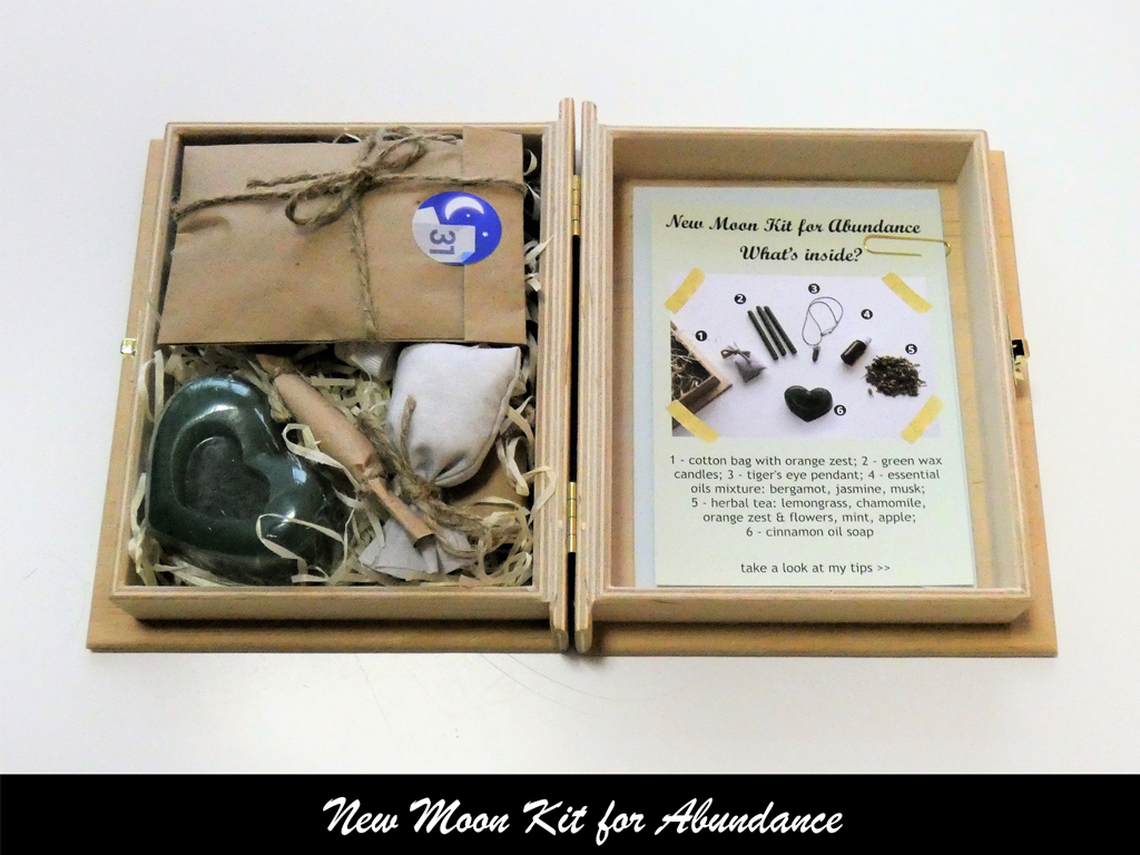 witch kit for abundance