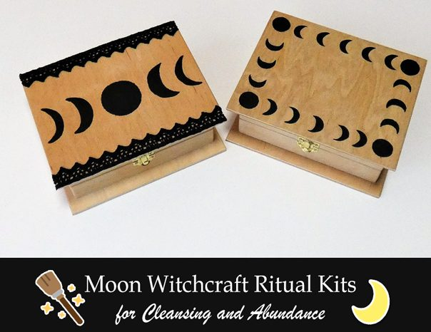 moon ritual kits